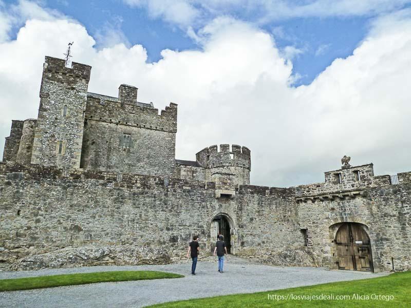 cahir castillos en irlanda