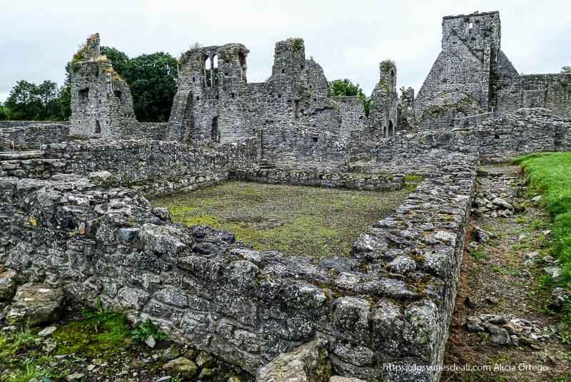 ruinas de kells castillos en irlanda