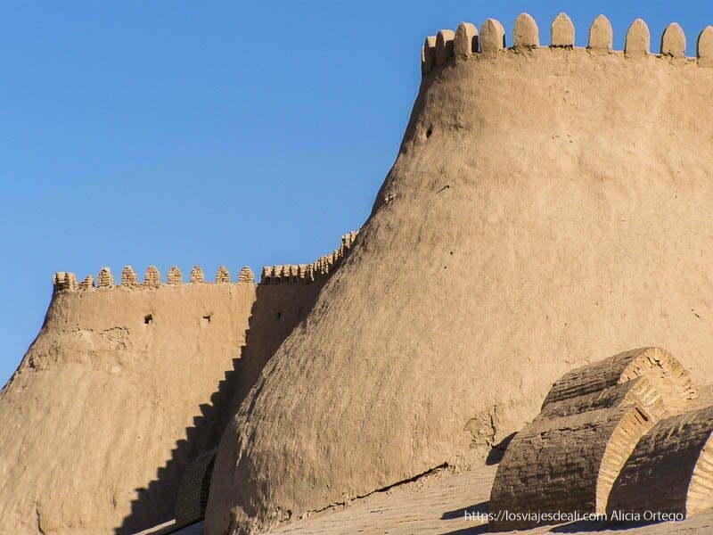 murallas de khiva