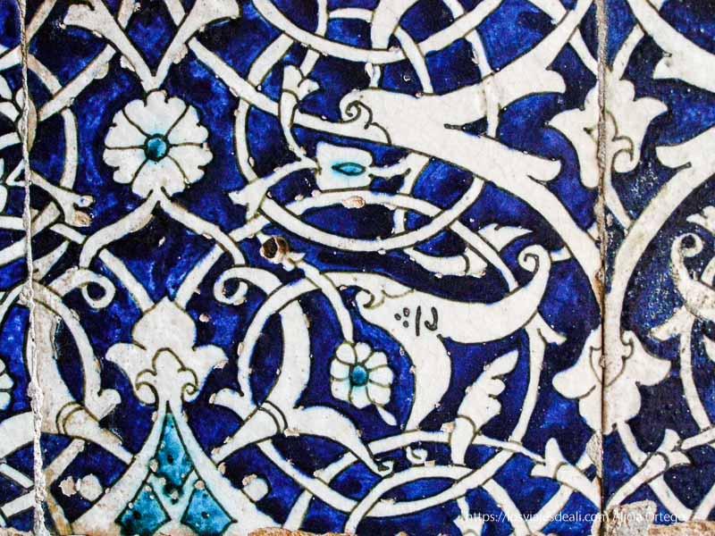 azulejos de khiva