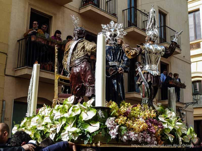 paso de Trapani en semana santa