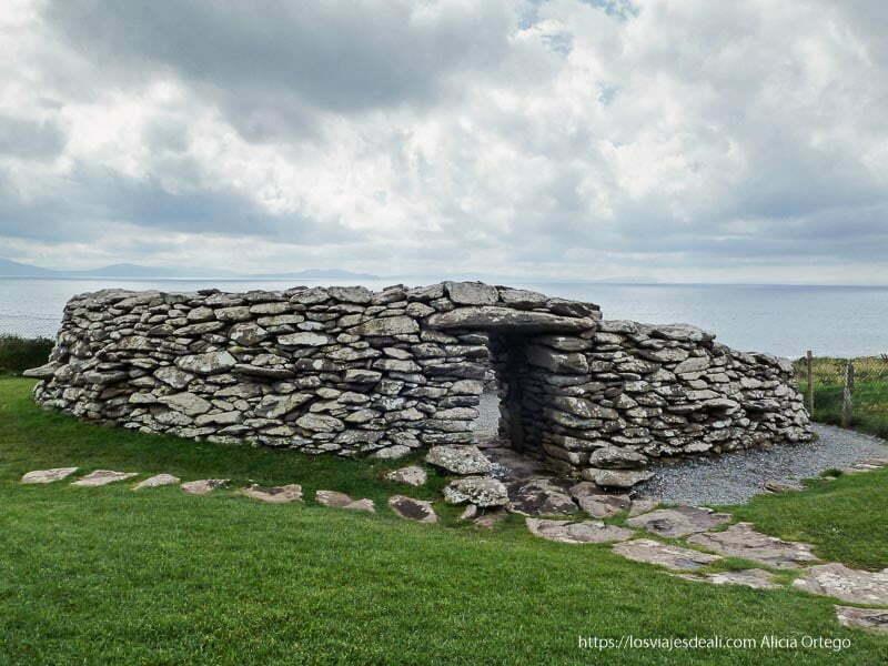 ringfort de dingle yacimientos arqueológicos en irlanda