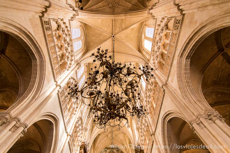 techo de la catedral de burgos fin de semana cidiano
