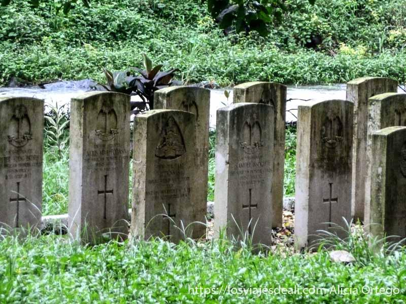 tumbas de alemanes en limbe camerún
