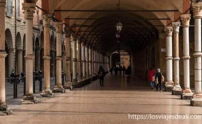 callejear por Bolonia