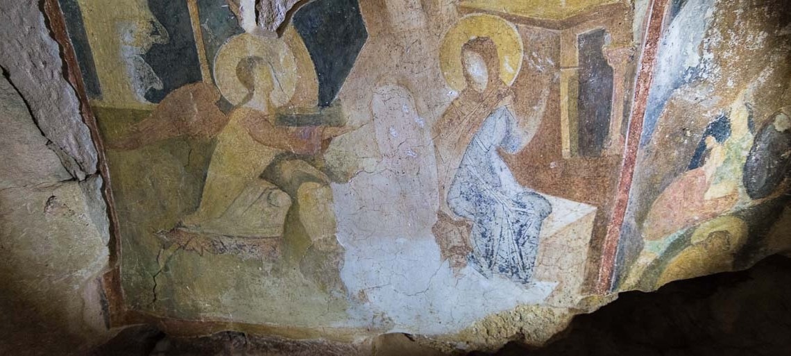 pintura de ivanovo sitio patrimonio de la humanidad de bulgaria