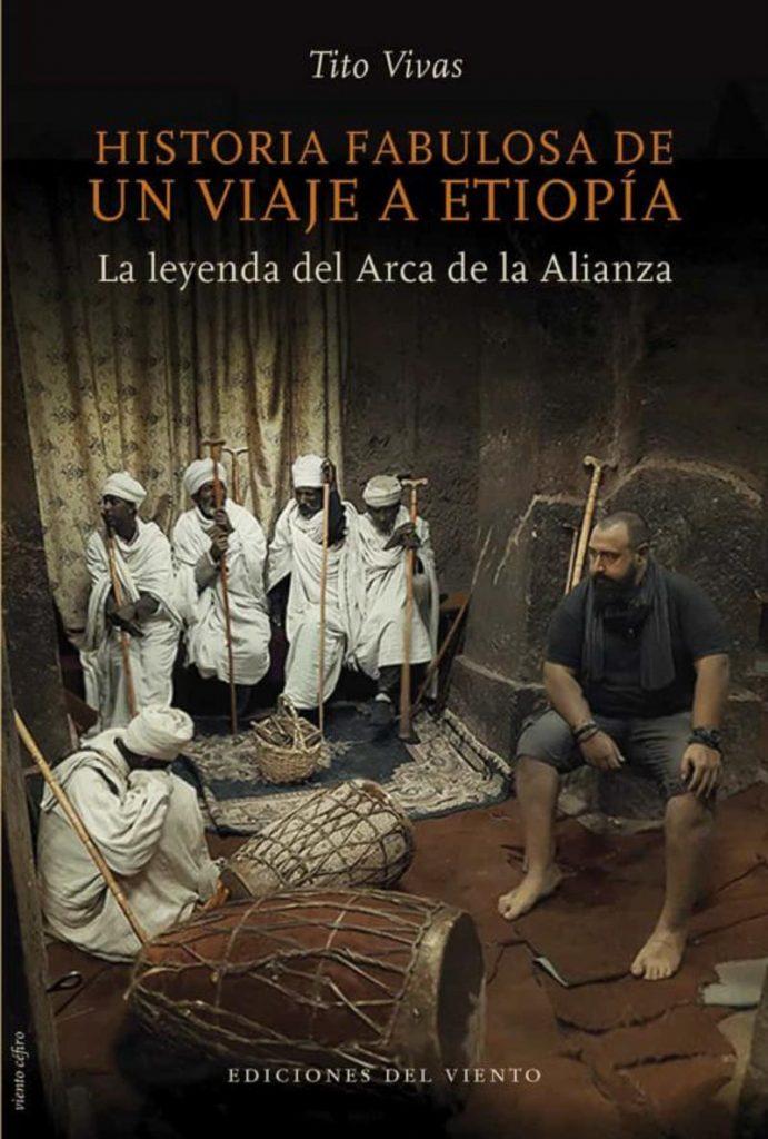 portada de Historia fabulosa de un viaje a Etiopía