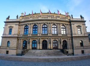 Rudolfinum | Que ver en Praga
