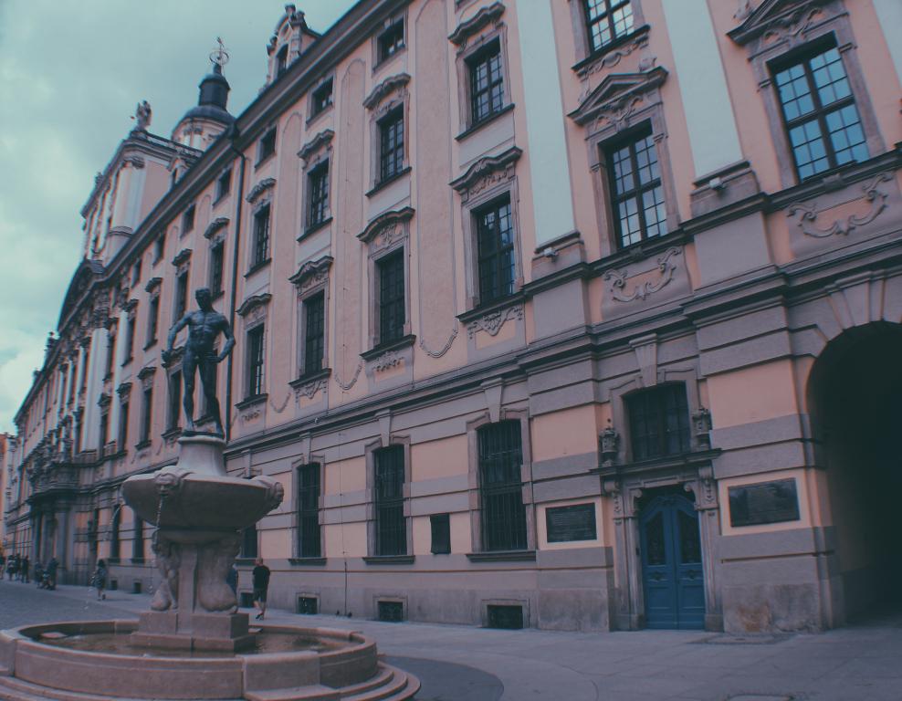 Universidad de Wroclaw | Que ver en Wroclaw