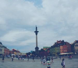 Columna de Segismundo | Que ver en Varsovia