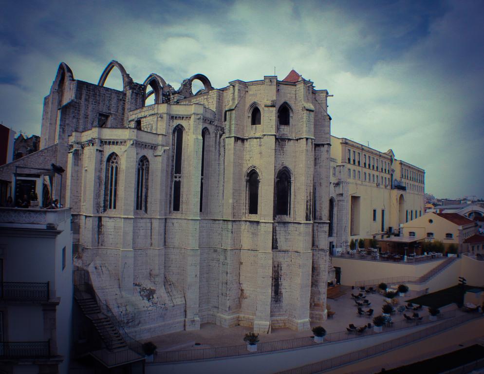 Convento del Carmo | Que ver en Lisboa