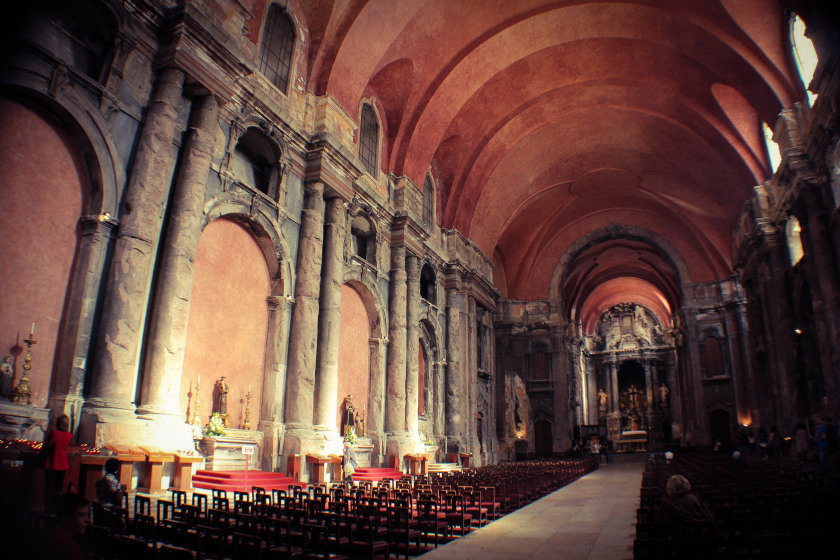 Iglesia de Santo Domingo | Que ver en Lisboa