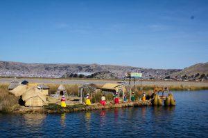 Islas Flotantes de los Uros - Lago Titicaca