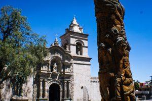 Iglesia de San Juan Bautista Arequipa