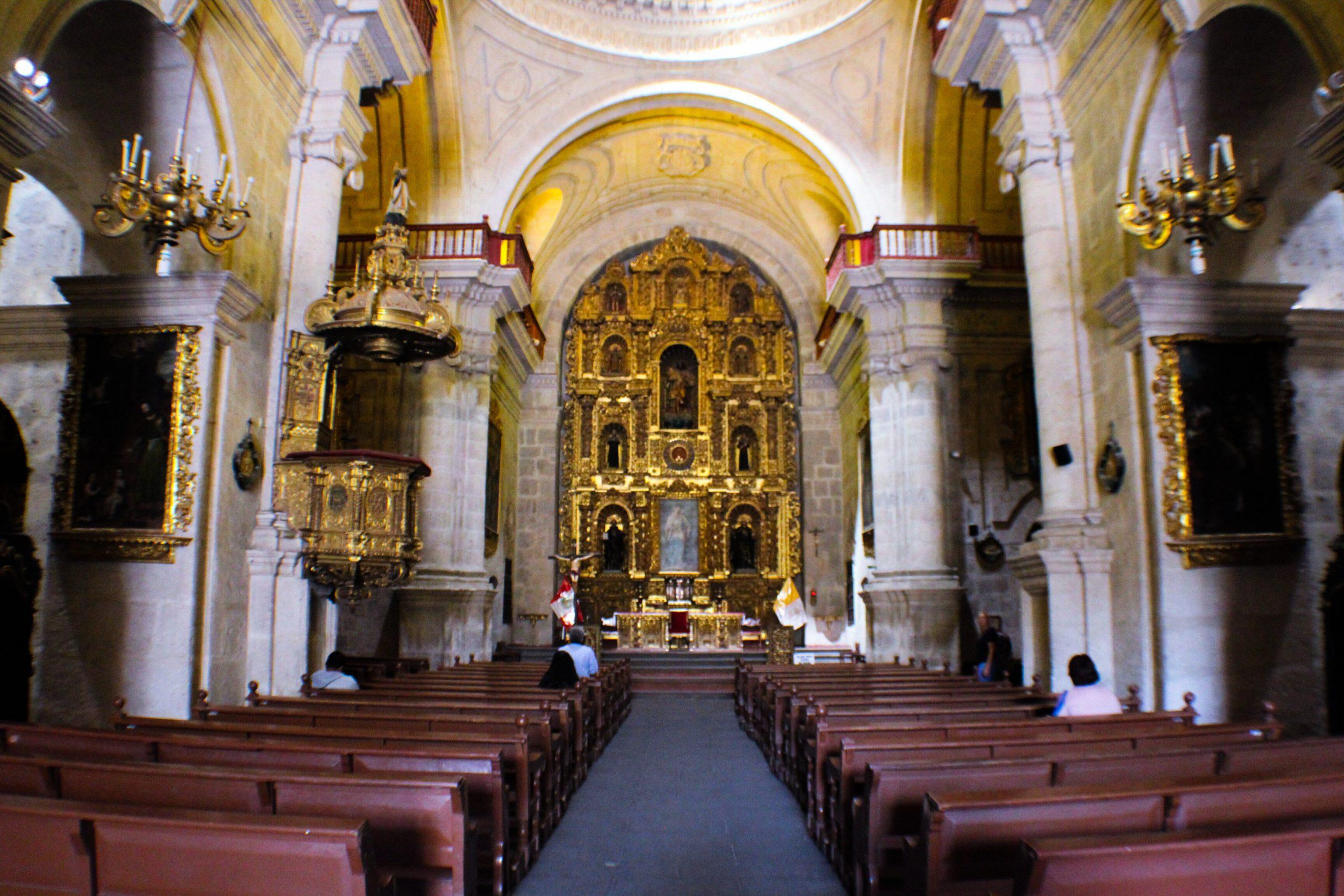 Iglesia Arequipa