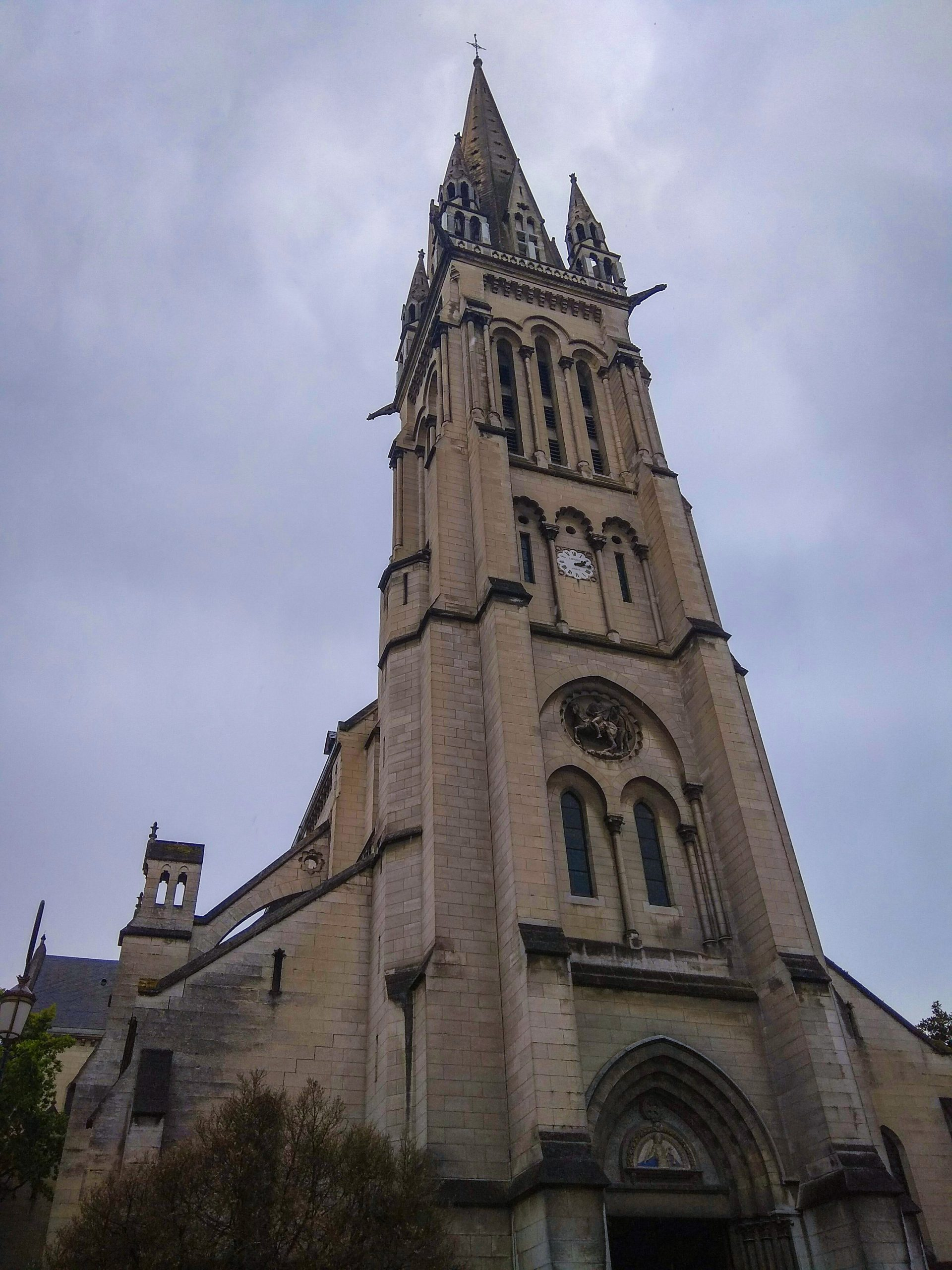 Iglesia de Saint Martin - Que ver en Pau