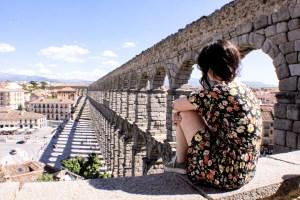 Acueducto romano - qué ver en Segovia