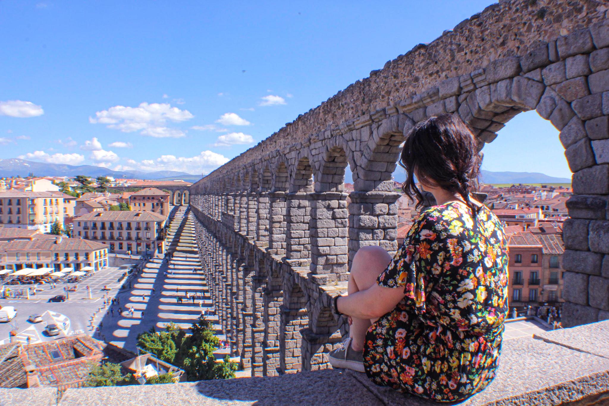 Acueducto de Segovia - qué ver en Segovia