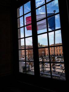 Plaza del capitolio, imprescindible ver en Toulouse