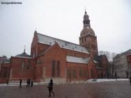 La Catedral desde el exterior
