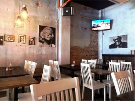 Interiores Café