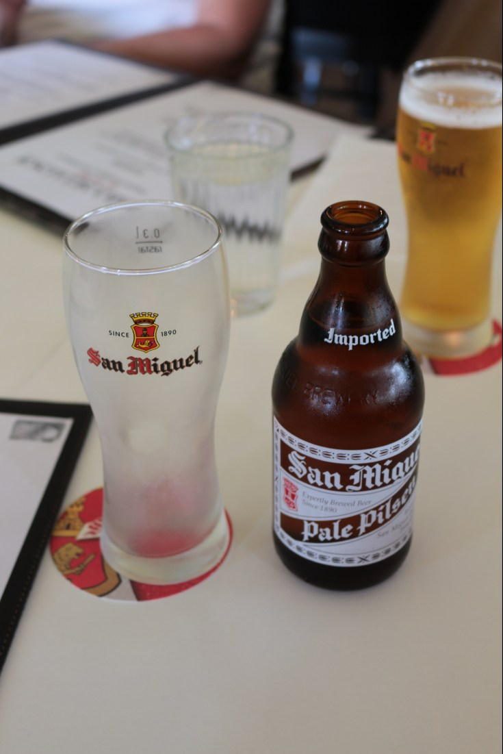 Cerveza San Miguel en Little India