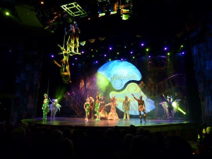 Cirque du Soleil Equinox