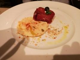 Cena Restaurante La Colombina