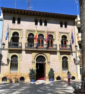 09 Fachada Ayuntamiento de Aguilas