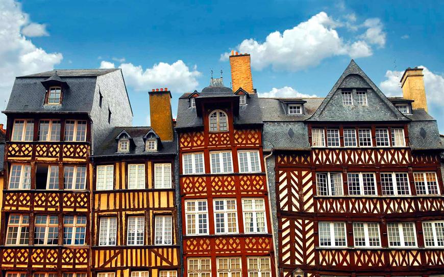 Rennes: Final del viaje