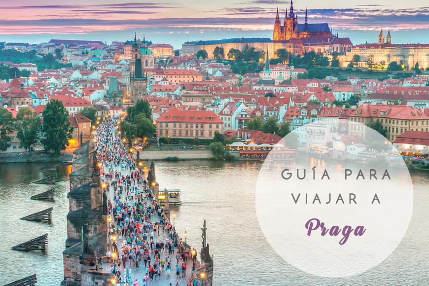 Guía para viajar a Praga