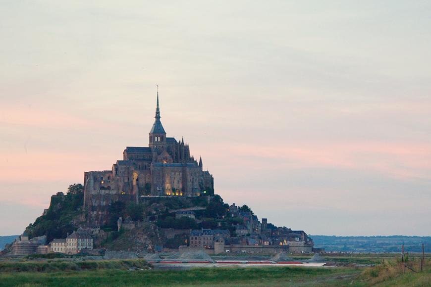 Mont Saint Michel – viajando en el tiempo