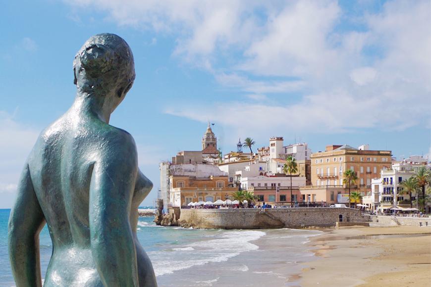 Sitges, una joya cerca a Barcelona