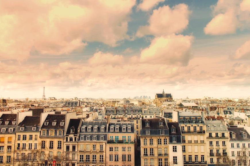 Lo que nunca conté de París