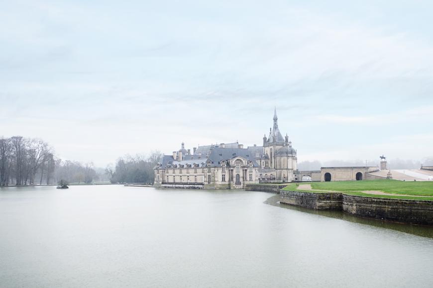 Chantilly y las resoluciones de año nuevo
