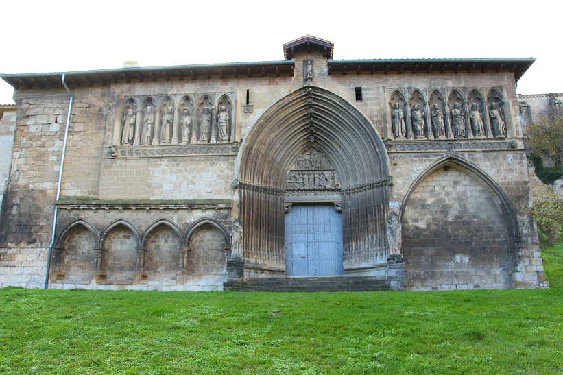 -Iglesia Santo Sepulcro, Estella-