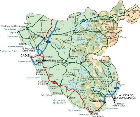 mapa_provincia_Cadiz