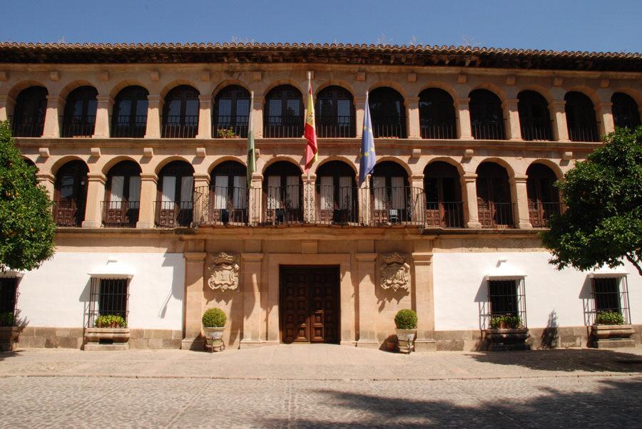 -Casa Consistorial de Ronda-