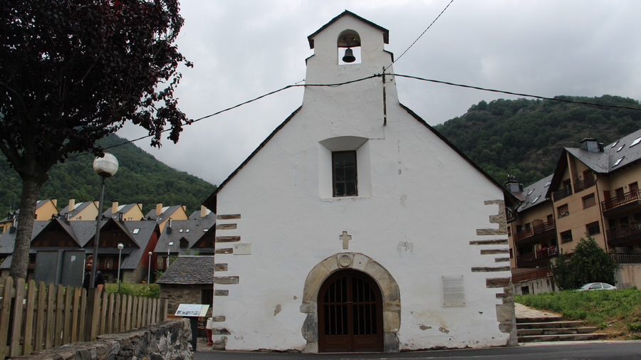 -Otra de las ermitas a la salida del pueblo, Bossots-