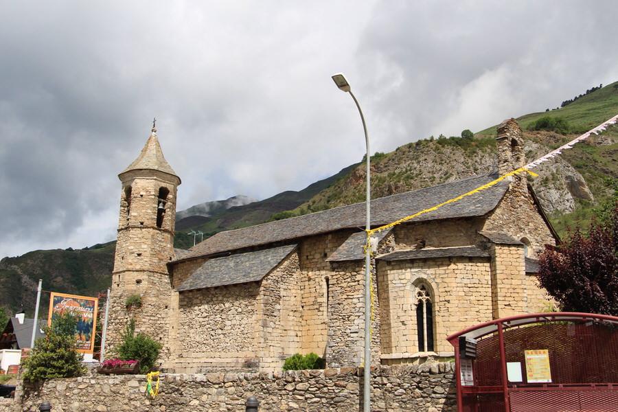 -Iglesia de Sant Joan, Arties-