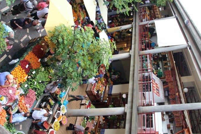 Mercado dos Lavradores. Funchal.