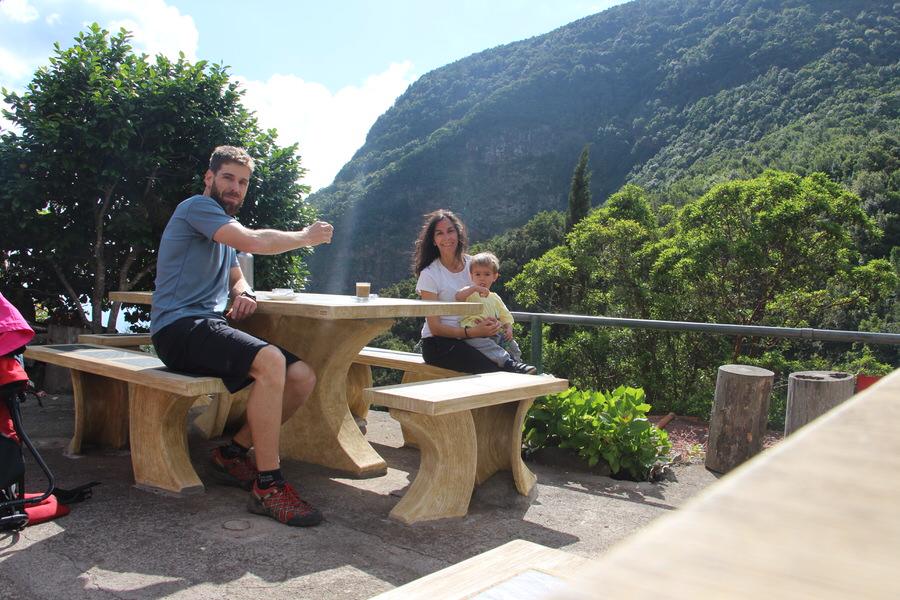 Restaurante La Vist.,El Cedro,Hermigua
