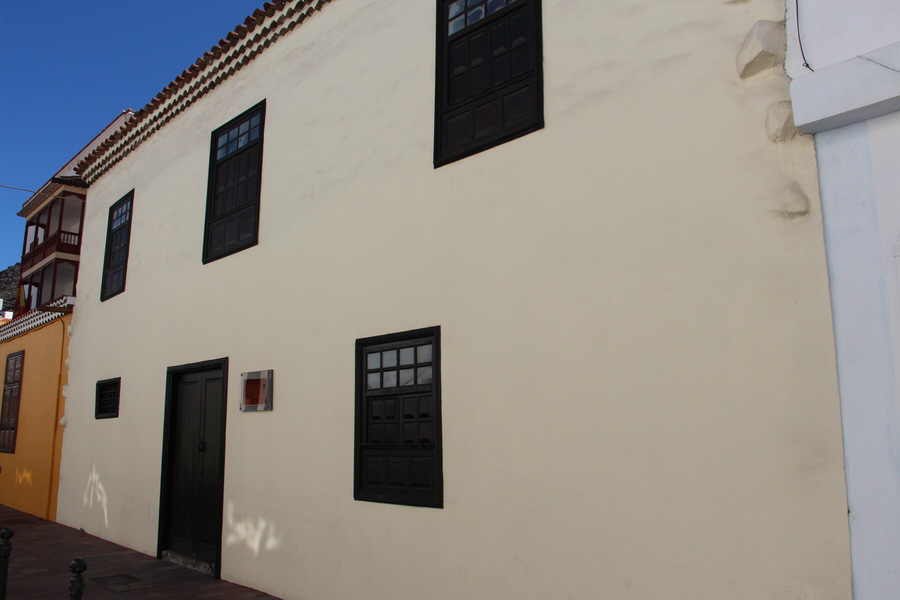 Casa de Colón, San Sebastián de la Gomera