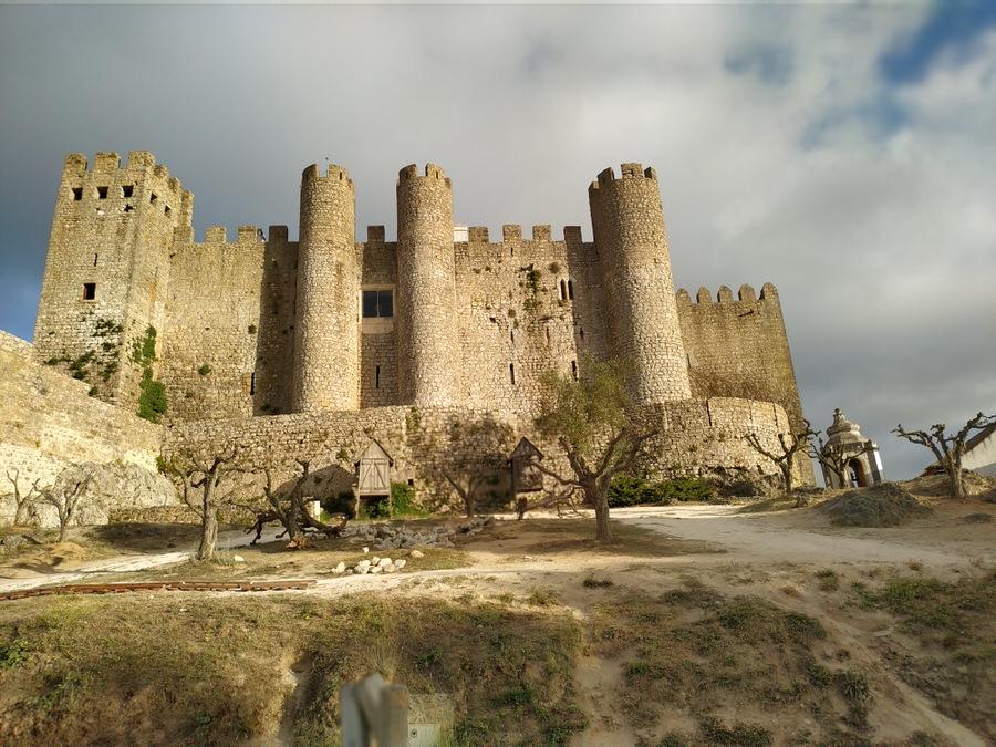 -Castillo de Óbidos-
