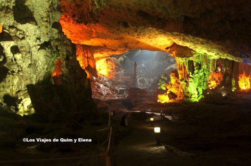 Cueva de Hang Sung Sot