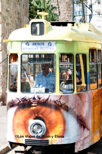 Tranvía de Antalya