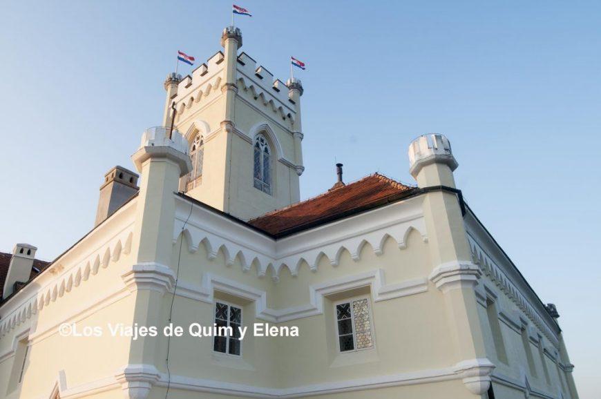 Castillo de Trakoskan