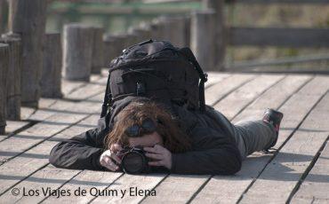 Elena en Deltebre