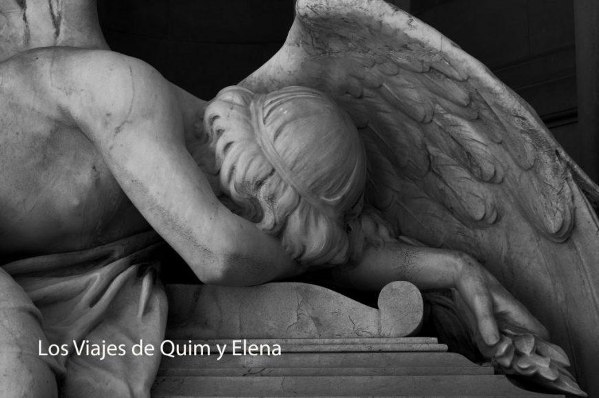 Necroturismo en el Cementerio de Montjuic