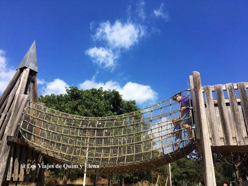 Imposible aburrirse en el Parque francesc Maciá